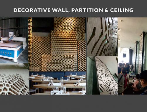 Panel 3d For Wall, Ceiling & Floor